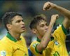 Thiago Silva: Neymar can be our saviour