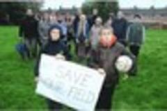 fight to stop homes being built on tilgate and southgate green spaces