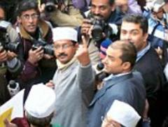 All eyes on Aad Aadmi: Congress and BJP admit Kejriwal's party may play critical role as millions in Delhi go to the polls